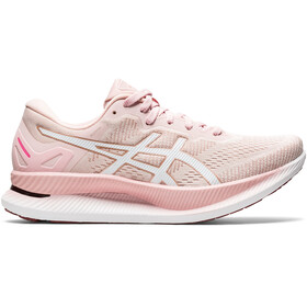 asics GlideRide Shoes Women, ginger peach/white